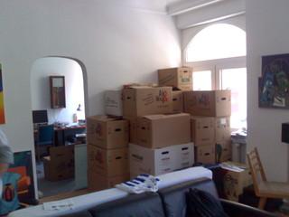 [Bild:Kartons vorher (alte Wohnung)]