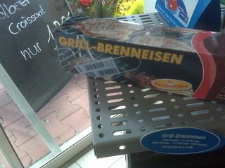 [Bild:Grill-Brenneisen für das prak…]