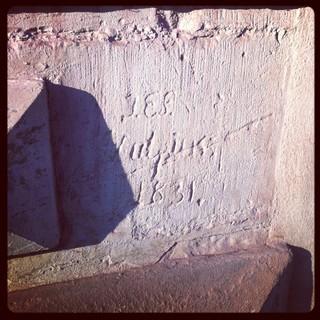 [Bild:Etwas älteres Graffito http:/…]