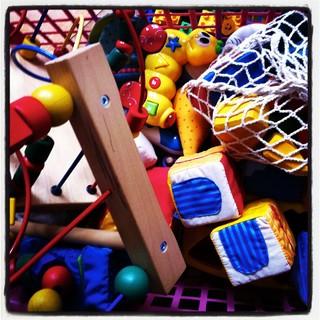 [Bild:Spielzeug, dem die Kinder scho…]