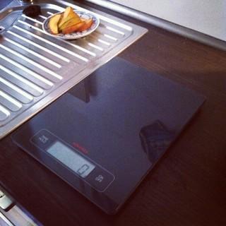 [Bild:Juhuu, neue Küchenwaage http:…]