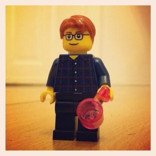 [Bild:Selbstbildnis als Legofigur #6…]