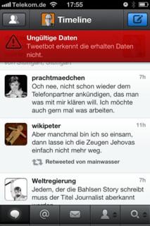 """[Bild:""""Tweetbot erkennt die erhalten…]"""