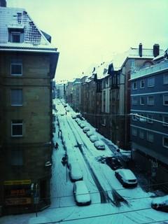 [Bild:Winter in Stuttgart]