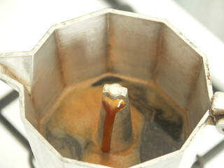 [Bild:Italienischer Kaffee]