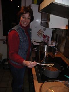[Bild:Chili con Carne: Zubereitung]