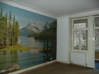 [Bild:5ZKB Arndtstraße: Wohnzimmer]