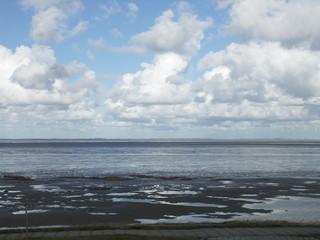[Bild:Wattenmeer]